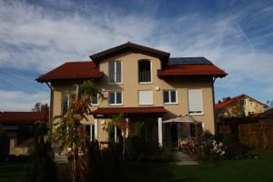 Doppelhaus mit Garagen Beitragsbild 2