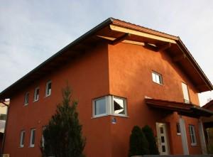 Einfamilienhaus mit Garage 1