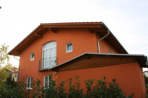 Einfamilienhaus mit Garage Beitragsbild