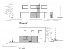 Einfamilienhaus mit Schwimmbad und Doppelgarage